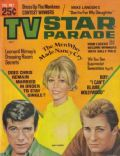 Nancy Sinatra on the cover of TV Star Parade (United States) - July 1967
