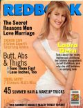 Laura Dern on the cover of Redbook (United States) - July 1997