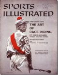Eddie Arcaro on the cover of Sports Illustrated (United States) - June 1957
