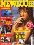 Krista Allen on the cover of Newlook (France) - May 1997