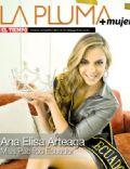 La Pluma + Mujer Magazine [Ecuador] (11 March 2012)