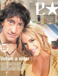 Emilia Attías, Nicolas Vazquez on the cover of Clarin (Argentina) - March 2008