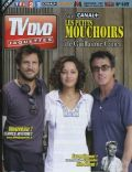 TV Dvd Jaquettes Magazine [France] (November 2011)