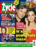 Janusz Jozefowicz, Natasza Urbanska on the cover of Zycie Na Goraco (Poland) - November 2013