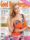 Kylie Minogue on the cover of Good Housekeeping (United Kingdom) - May 2014