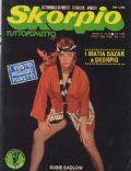 Skorpio Magazine [Italy] (3 July 1980)
