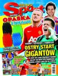 Cesc Fabregas, Wayne Rooney, Wojciech Szczesny on the cover of Bravo Sport (Poland) - September 2011
