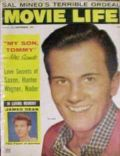 Pat Boone on the cover of Movie Life (United States) - September 1957