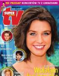 Julia Kaminska on the cover of Program TV (United States) - August 2009