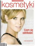 Heidi Klum on the cover of Kosmetyki (Poland) - January 2011