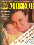 Peggy Lennon on the cover of TV Radio Mirror (United States) - October 1967