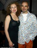 Alex Kingston and Florian Haertel