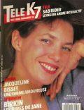 Tele K7 Magazine [France] (4 November 1988)