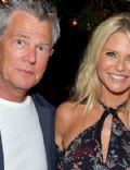 David Foster and Christie Brinkley
