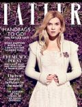 Clémence Poésy on the cover of Tatler (United Kingdom) - August 2013