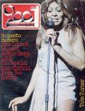 CIAO 2001 Magazine [Italy] (16 November 1975)