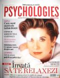 Catherine Deneuve on the cover of Psychologies (Romania) - March 2012