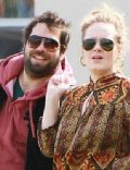 Adele and Simon Konecki