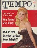 Tempo Magazine [United States] (January 1958)