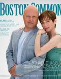 Julianne Nicholson on the cover of Boston Common (United States) - June 2007