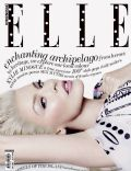 Kylie Minogue on the cover of Elle (Indonesia) - July 2013