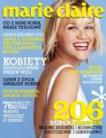 Reese Witherspoon on the cover of Marie Claire (Poland) - September 2001