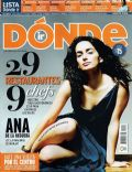 Donde Ir Magazine [Mexico] (August 2006)