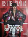 Grace Jones on the cover of Es Magazine (United Kingdom) - May 2010