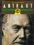 on the cover of Antrakt (Turkey) - November 1992