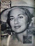 Radio Cinéma Télévision Magazine [France] (27 September 1959)