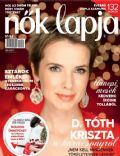 Nõk Lapja Magazine [Hungary] (20 December 2011)