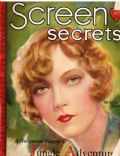 Marion Davies on the cover of Screen Secrets (United States) - February 1930