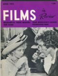 Richard Chamberlain, Sarah Miles on the cover of Film Review (United Kingdom) - April 1973