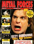 Metal Forces Magazine [United Kingdom] (October 1991)