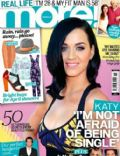 Katy Perry on the cover of More (United Kingdom) - April 2013