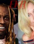 Lil' Wayne and Kimberly Rose (Body Builder)