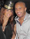 Keshia Chanté and Ray Emery