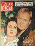 Jours de France Magazine [France] (27 September 1958)