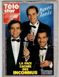 Télé Star Magazine [France] (30 December 1991)