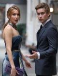 Chace Crawford and Katie Cassidy