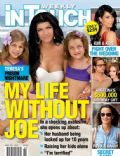 Angelina Jolie, Brad Pitt, Kim Kardashian, Pippa Middleton, Teresa Giudice on the cover of In Touch Weekly (United States) - June 2011