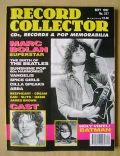 Marc Bolan on the cover of Record Collector (United Kingdom) - September 1997
