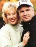 Garth Brooks and Sandy Mahl