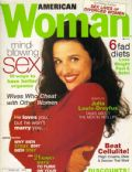 Julia Louis-Dreyfus on the cover of American Woman (United States) - January 1997