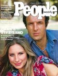 Barbra Streisand on the cover of People (United States) - March 1975