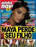 Minha Novela Magazine [Brazil] (17 April 2009)