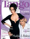 Andreea Raicu, Serban Huidu on the cover of Tango (Romania) - March 2007