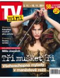 TV Mini Magazine [Czech Republic] (5 November 2011)