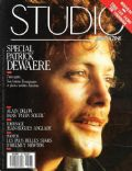 Studio Magazine [France] (July 1989)