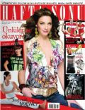 Özge Özberk, Sibel Tüzün on the cover of Haftasonu (Turkey) - September 2008